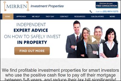 Mirren.com.au - Property Investment Strategies